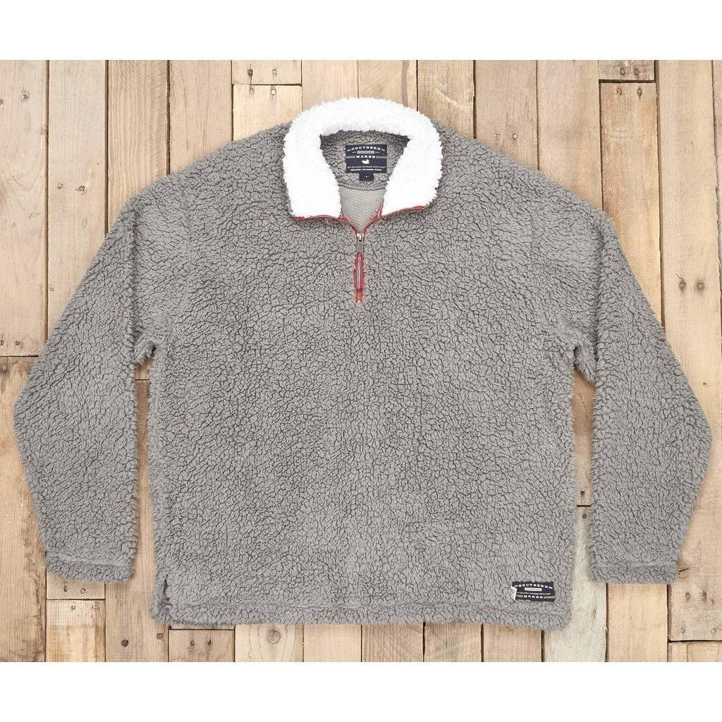 Marsh Pullover Appalachian Southern Pile Taupe Burnt Xl 0OnPNkX8wZ