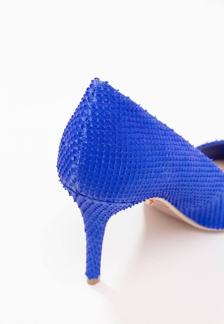 Leather Aurrora 37 Dune Blue schoenmaat Blauw Nvym80nwO