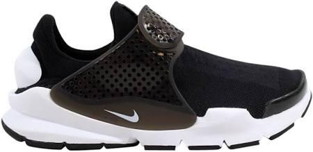 Sock Dart Nike white Black Kjcrd 8PpwqdpF