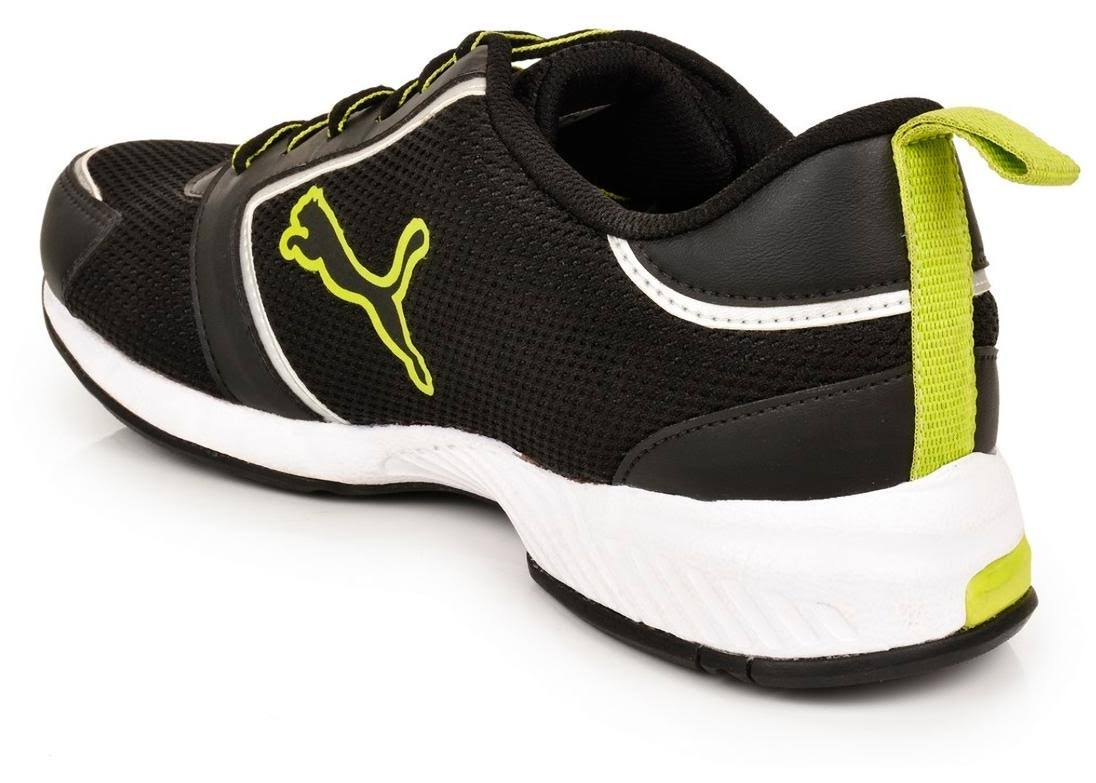 Shadow Running Black Punch Shoes Puma Lime And 19025704 Men Dark fAxnqRw