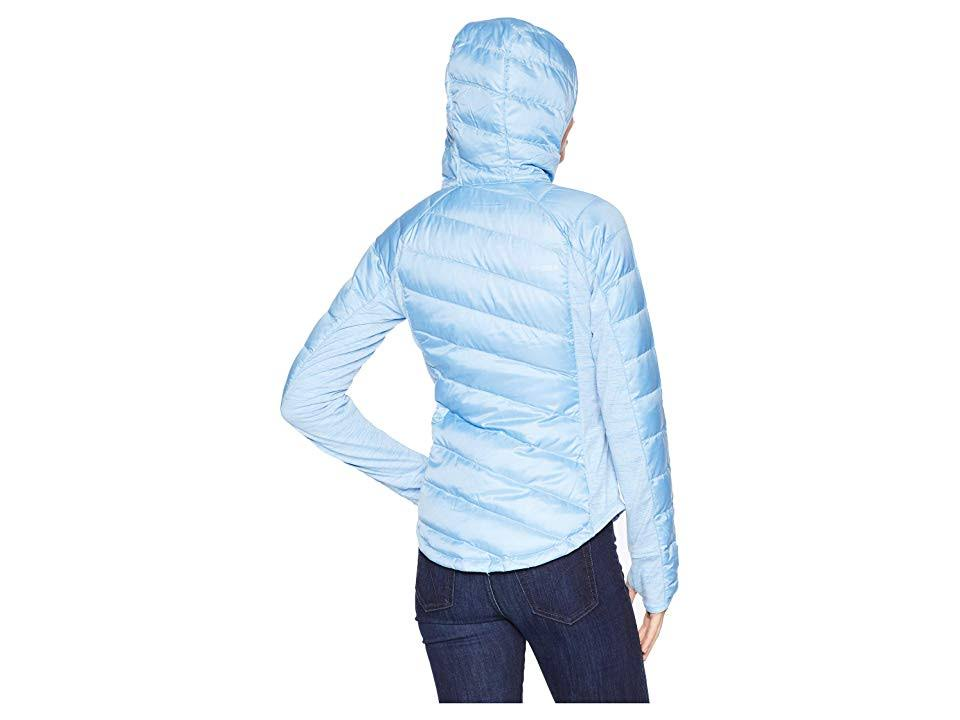 Für Blue Ice Spyder Wasserdichte Hoody Wintersport Women's Solitude Daunenjacke wPSH4TqO
