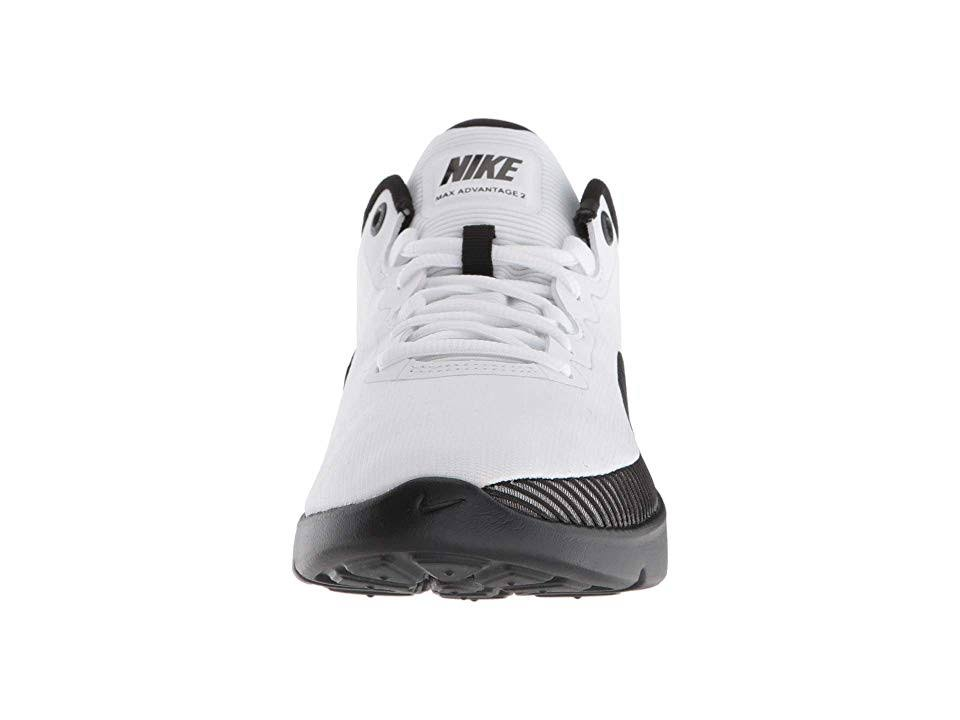 Białe 2 Naturalne Czarne Damskie Advantage Do Buty Air Max Nike Średnie 9 Biegania B qpOC8Aqw