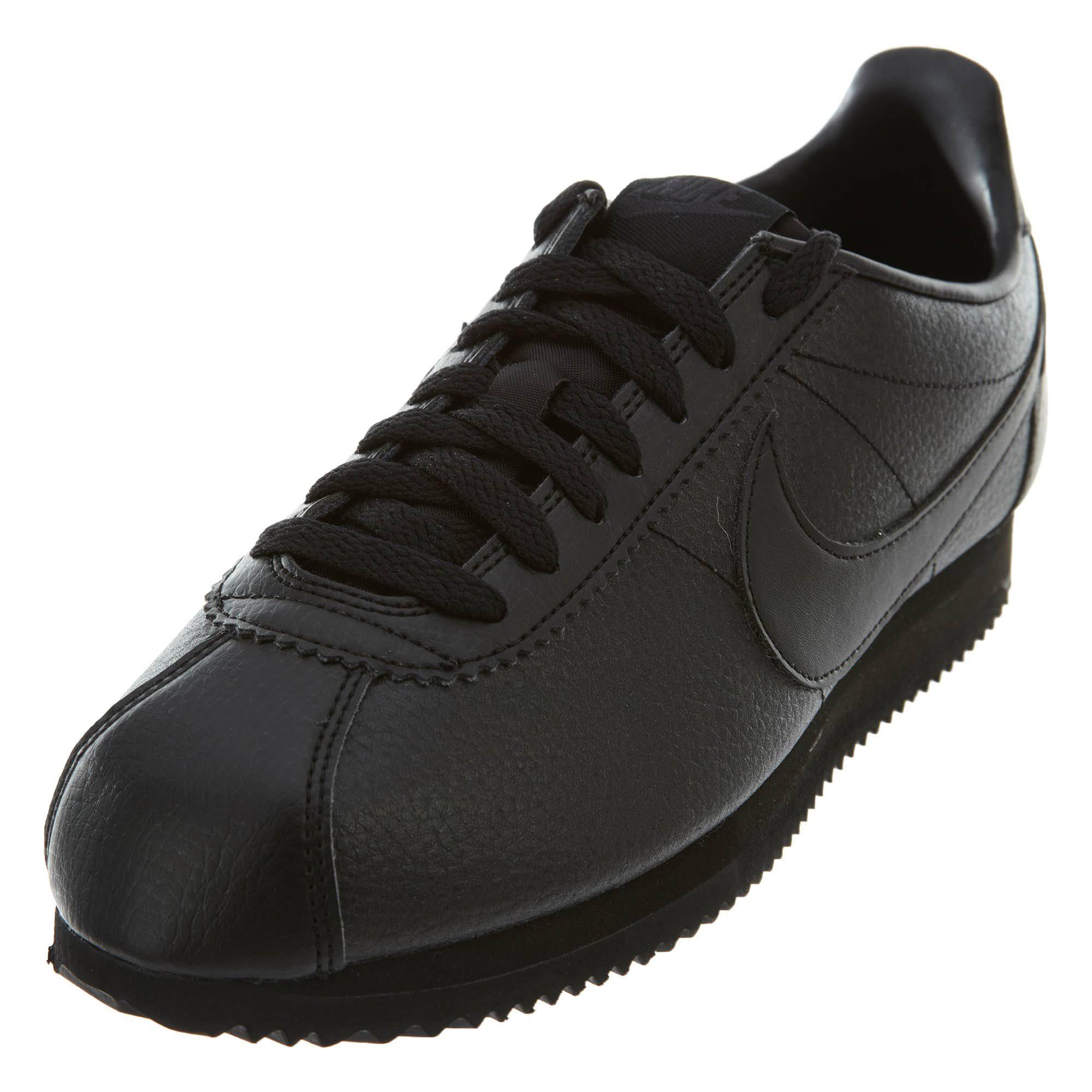 749571 anthracite Black Classic 002 Leather 8 Cortez Nike Black wZYnxXw6