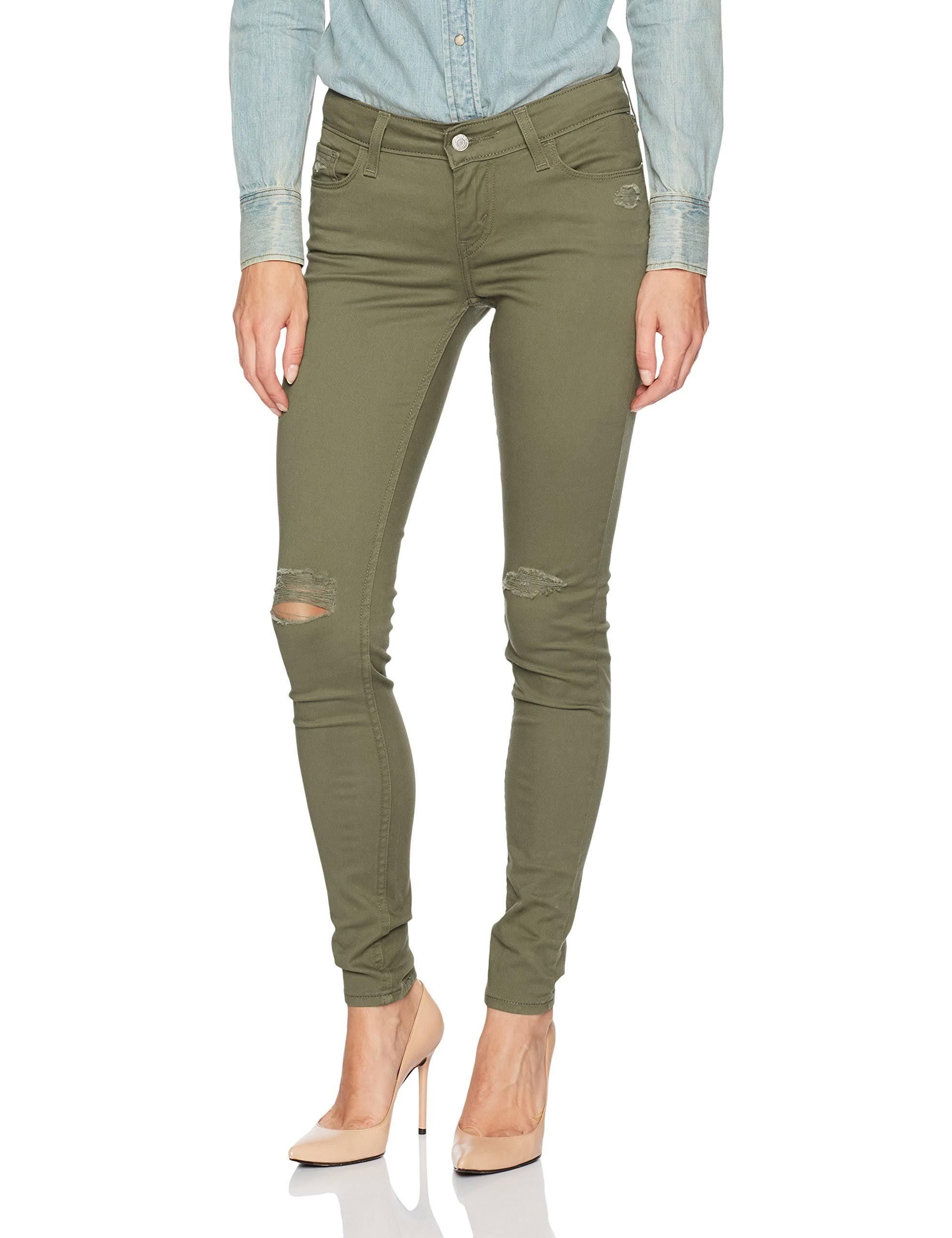 Für Super Skinny Damen 535 Jeans Levi's wvq7zCc