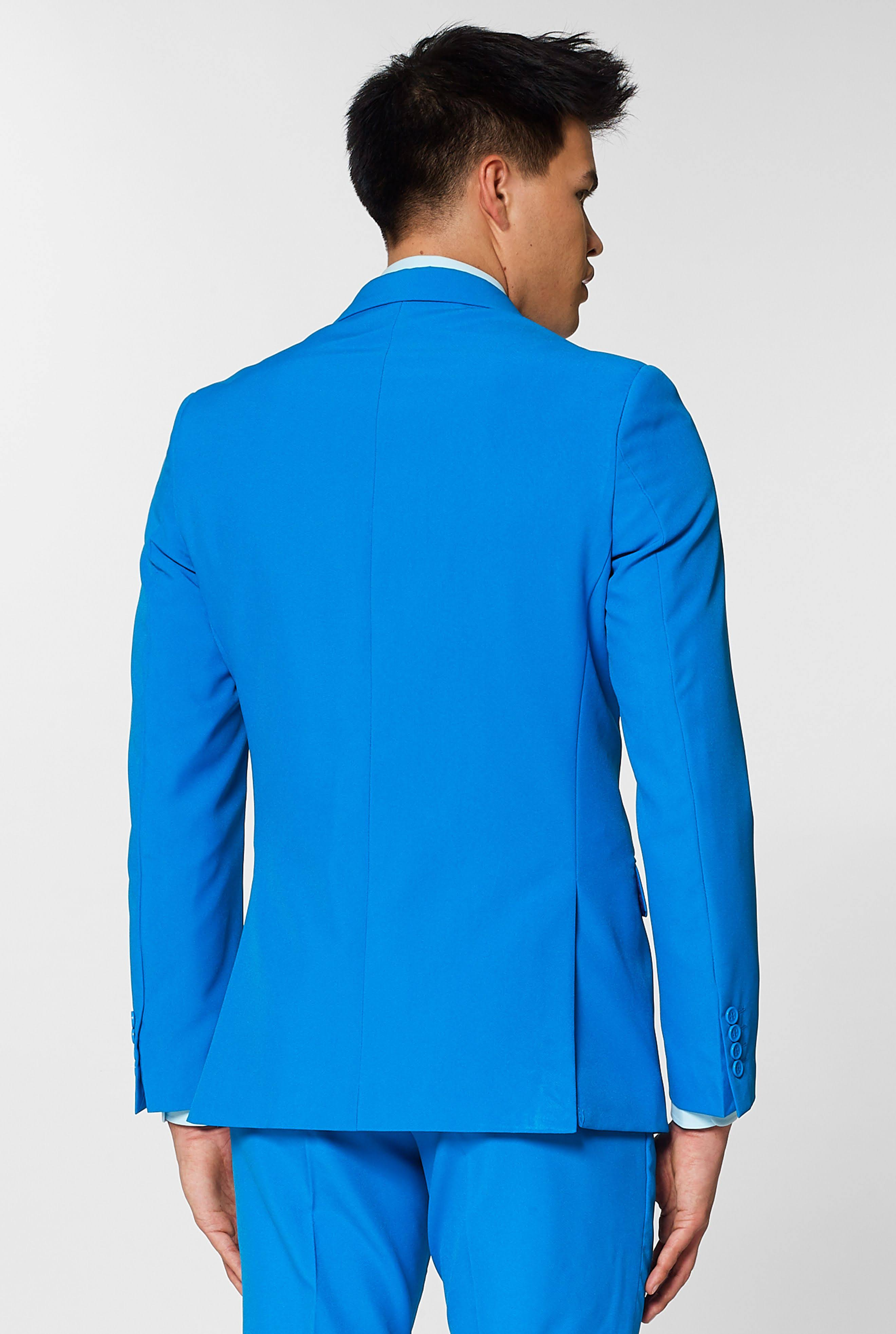 Opposuits Colorful Opposuits Blue Steel Blue Suit 5wavOq