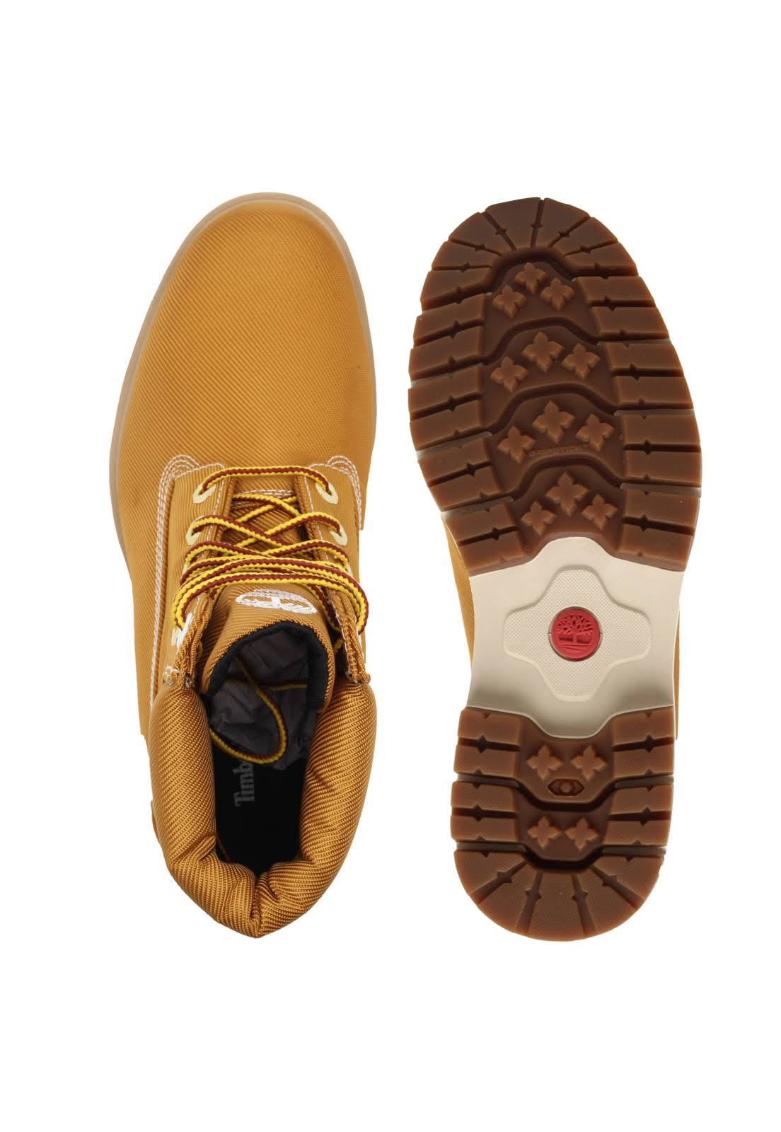 Amarelo Radford Bota Boot Canvas Timberland p0CBq1wSfT
