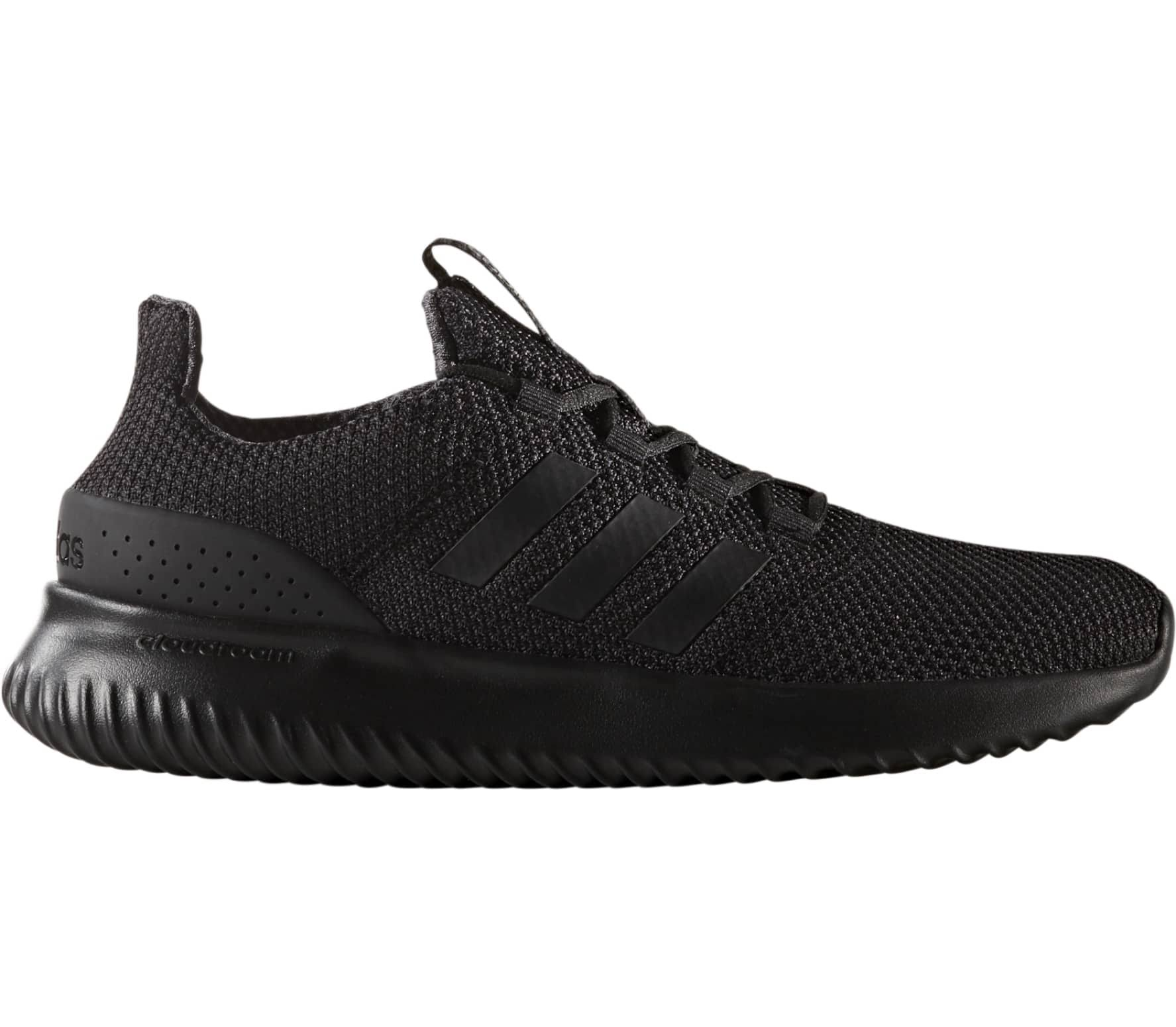 Adidas Sneakers Coreblack Ultimate coreblack utilityblack Zwart Cloudfoam rdxoeBC