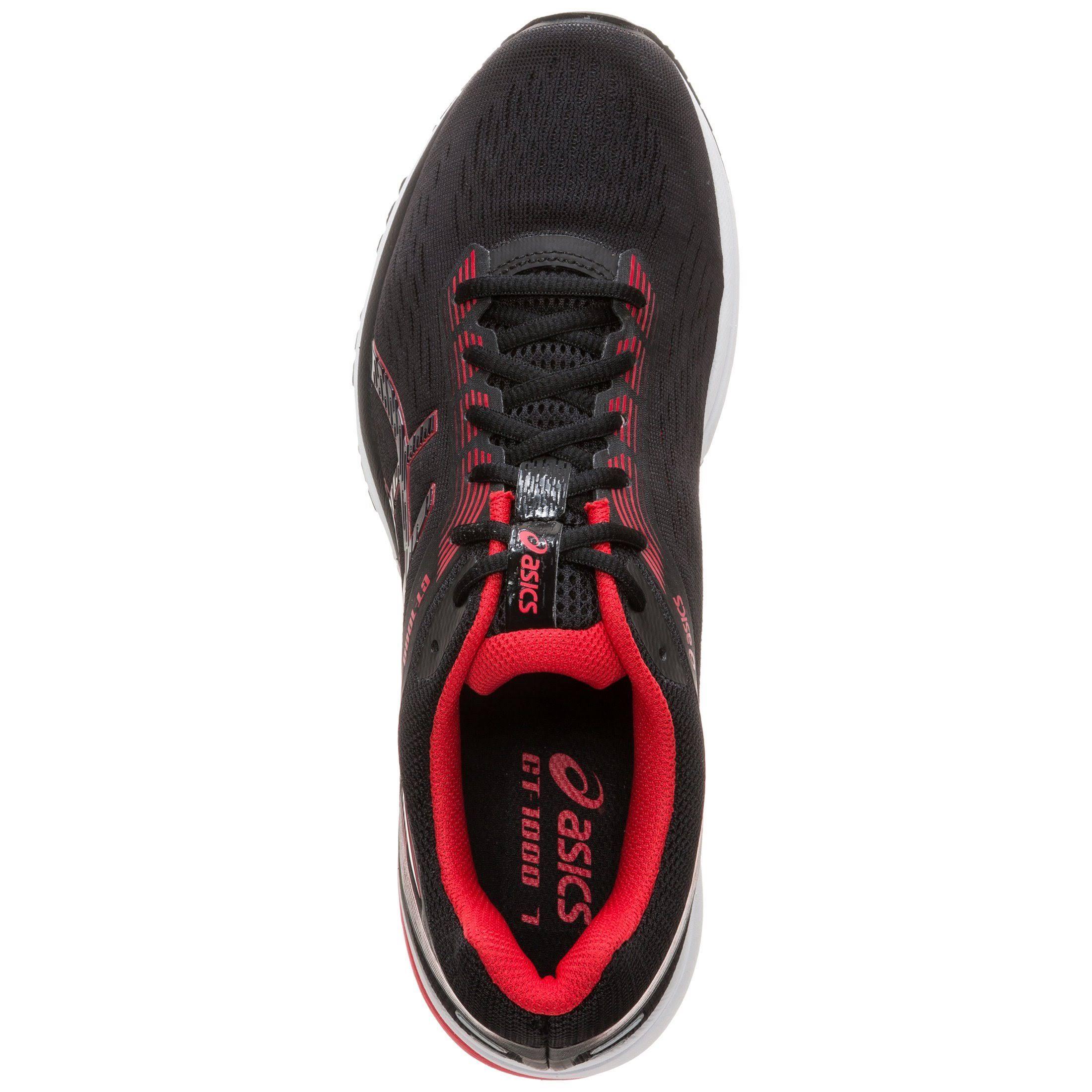 Running 7 Shoe NeroRosso Asics Gt Uomo 1000 UMzSVGqp