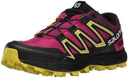 Women's Speedtrak Trail Runner W Salomon Sangria sulphur qHdxfqgnZ