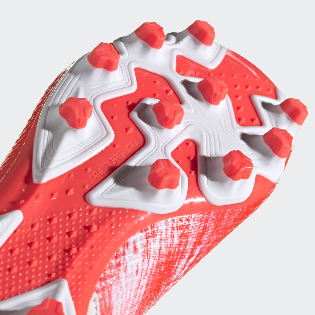 Adidas Predator 20.3 Multi-Ground Boots Football - White