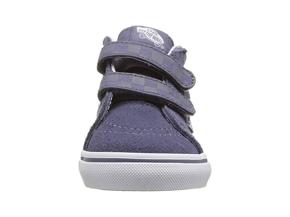 Niños Reissue Grisaille Sk8 Pequeños Para Vans V Zapatos Mid awqpUU