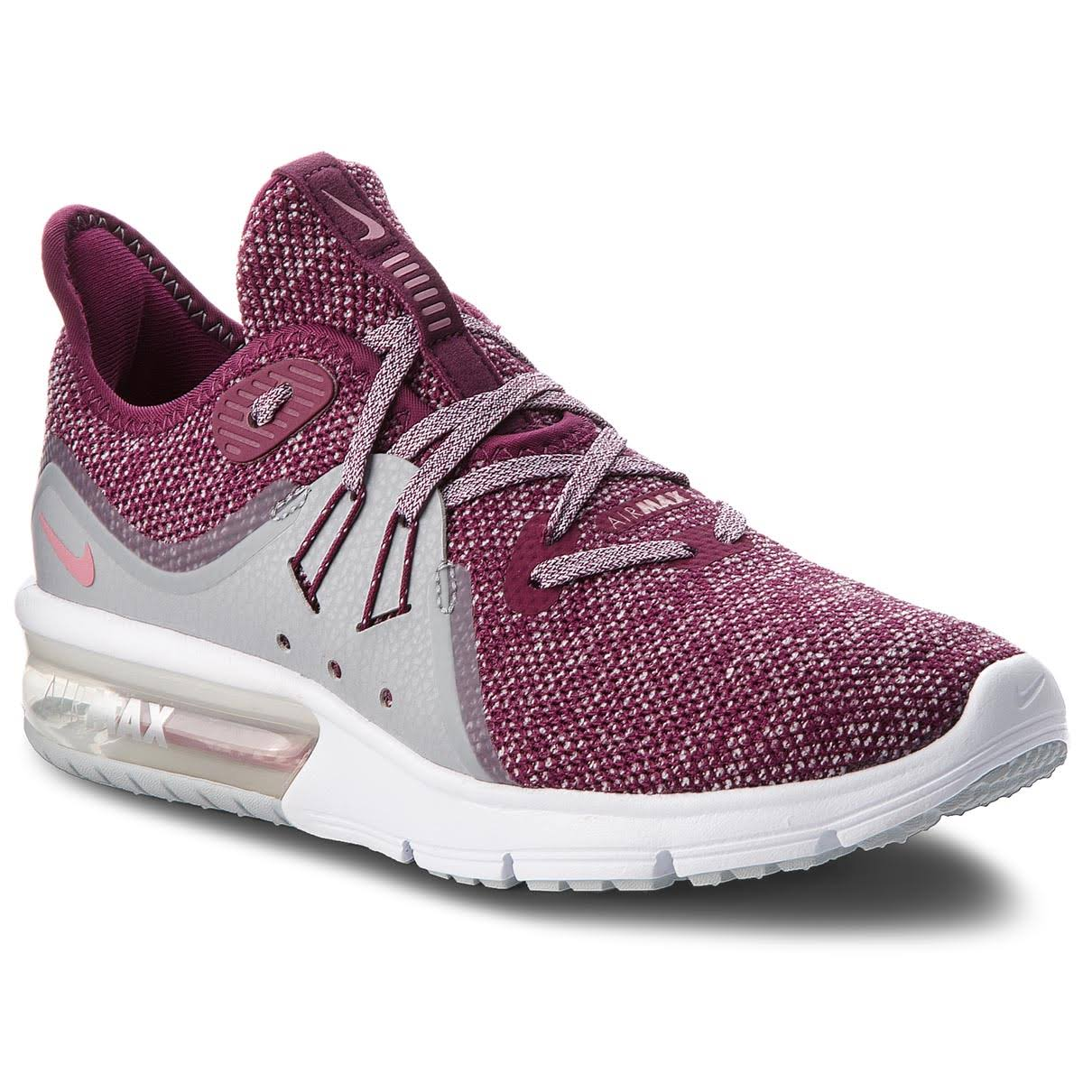 Air Sequent Max 3 WomenBordeaux Nike UzqSVpGM