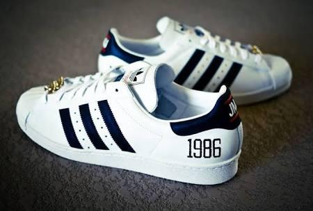 Negro My Adidas 'run 80s G48910 Dmc' Superstar S5xZY