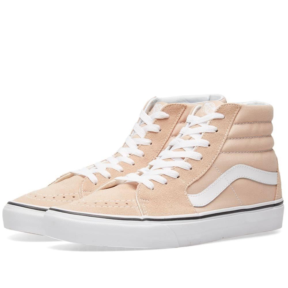 De Tamaño 10 5 Zapatos Frappe hi True Sk8 White Vans Vn0a38geq9x Mujer qtnz1Tx