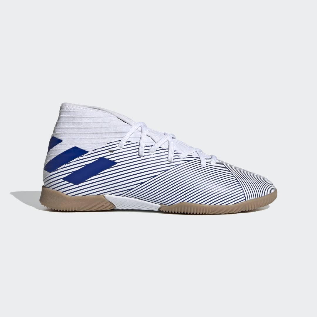 Adidas Nemeziz 19.3 Indoor Boots Football - Kids - White