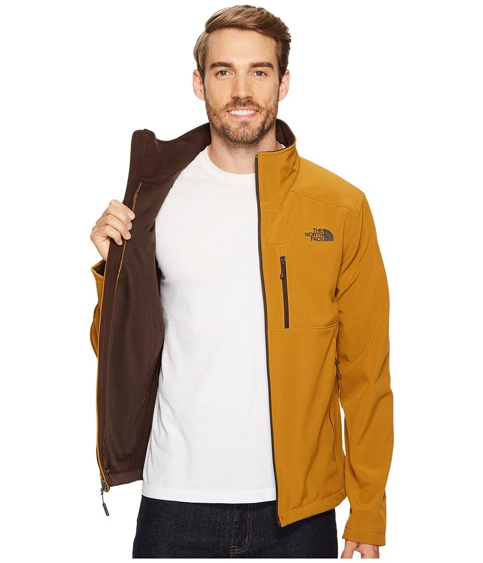 2 Jacke Apex Xxl North Bionic The Goldbraun Face Herren qOXfwUvPA