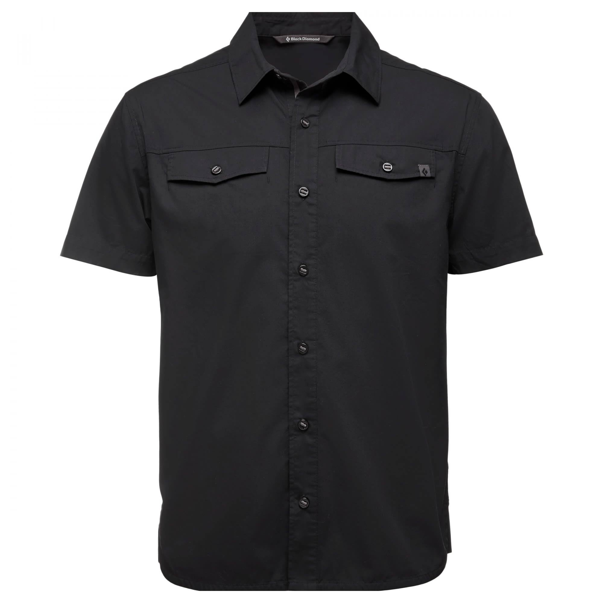 Technician Black Shirt Ss Herren Diamond TSqAvS1