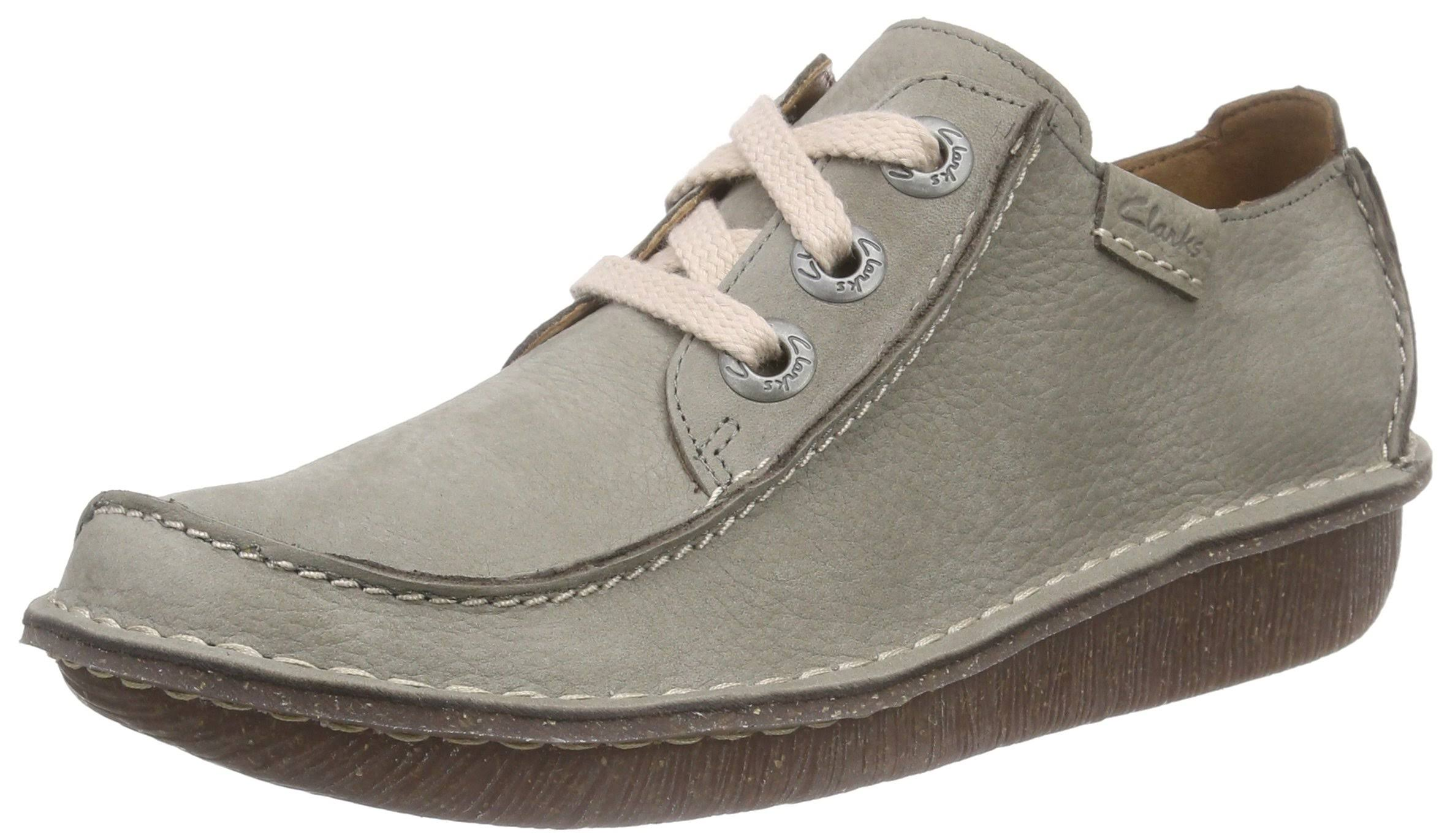Dream Nubuck Womens Casual Shoesverde Sage Clarks Funny tQCshrd