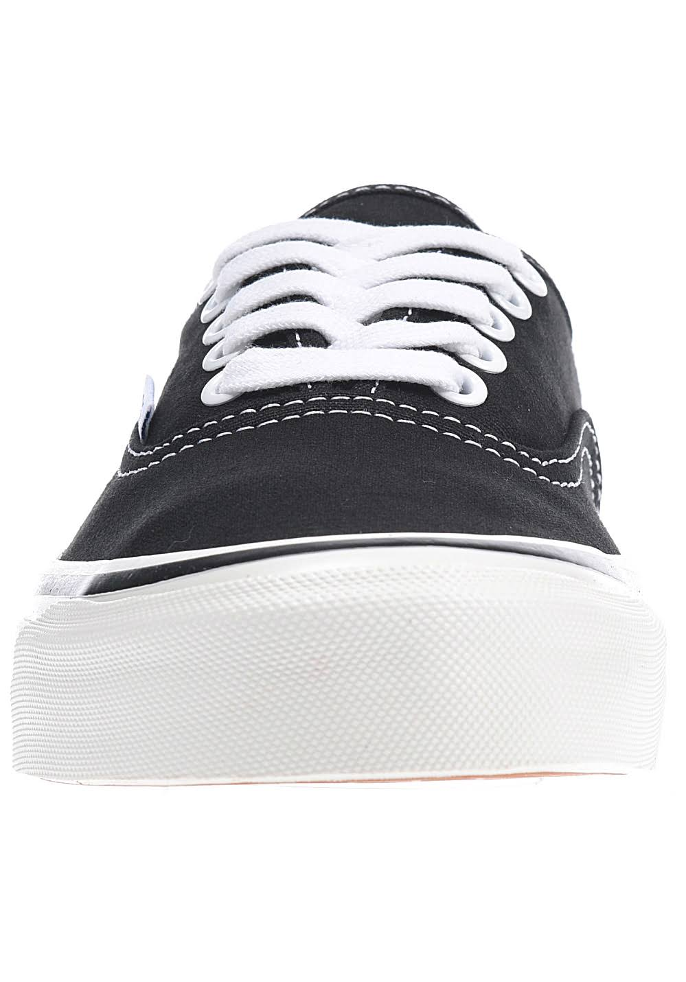 Maat 44 anaheim Sneakers 46 Zwart Vans Authentic Factory Black Dx qXAFFxS