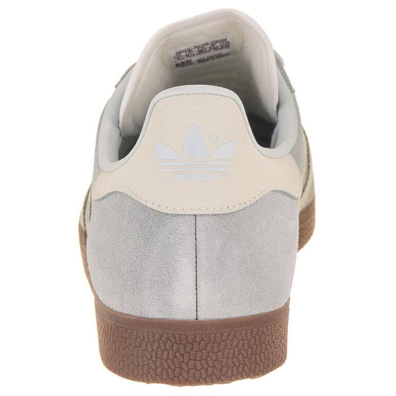 gamuza Running Casual Para Originals 7 Mujer Gum5 White Tint Azul Gazelle Calzado Adidas cpnSqwx88g