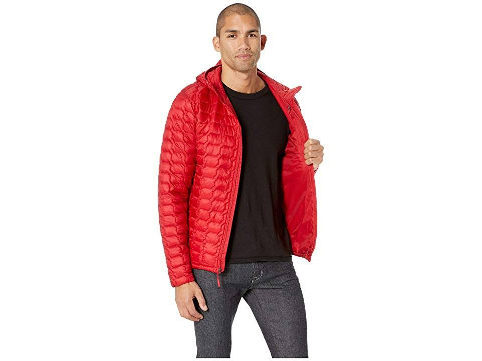 A3ktu Herrenjacke Face Rage Thermoball Hoodie Red North The p3d w0xIYB
