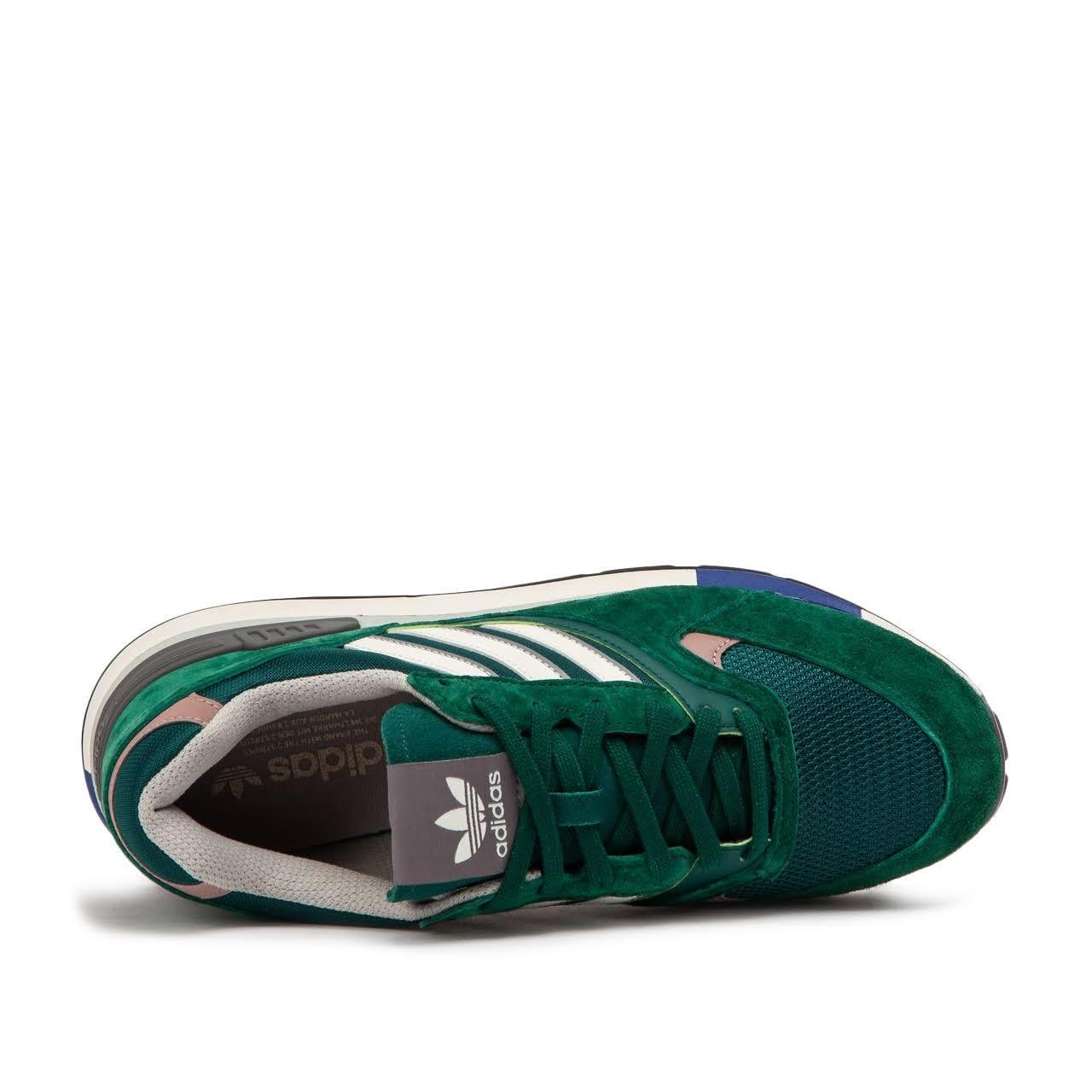 Green White Quesence amp; Chalk Adidas Collegiate SxqawTERf