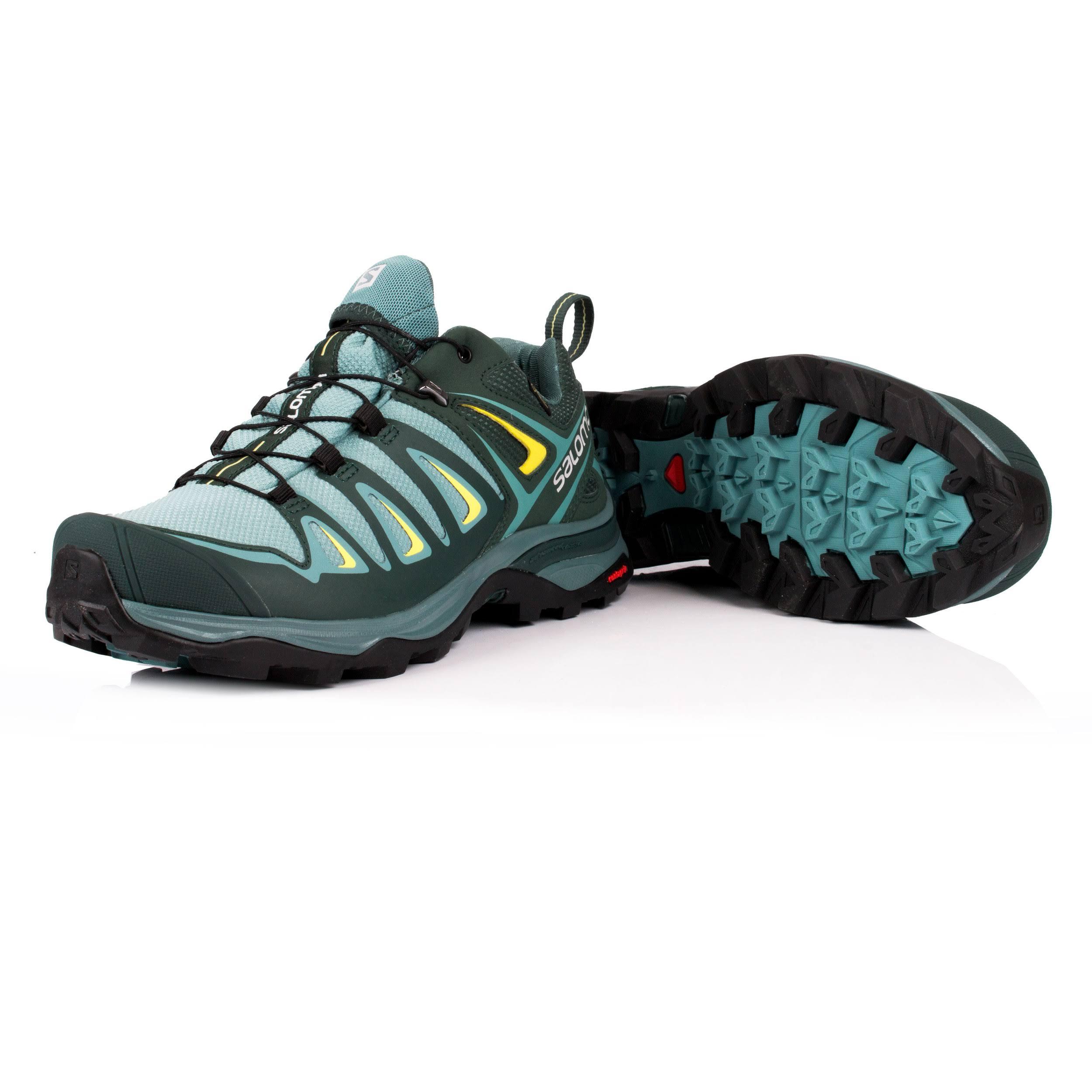 X sunny darkest Lime ultra Womens Shoe 3 Spruce Green Grey Salomon Gtx Arctic fq5zwxS