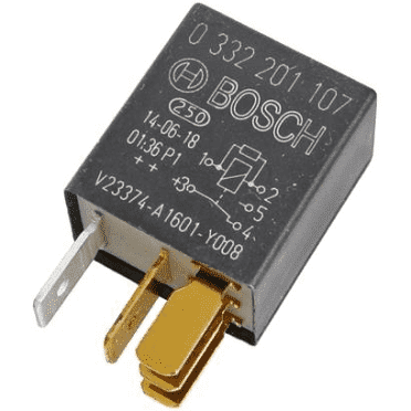 12V 10/20 Amps Bosch Relays | Bosch Automotive 0332201107