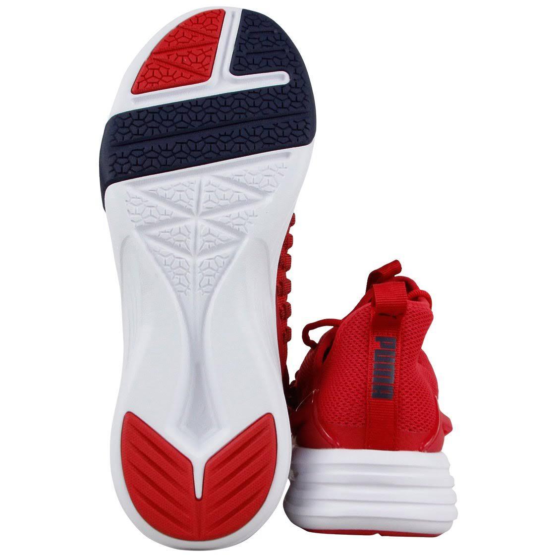 puma Mantra Fusefit Puma Entrenamiento Para Atlético Red Hombre Ribbon De Zapatos White Red 7OqqUwa