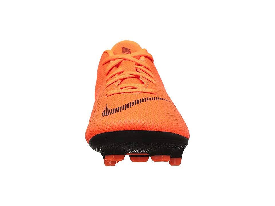 Botines Naranja Mercurial De Vapor Niños Para C11 Fg Nike Academy Tamaño Fútbol ZfgPrf