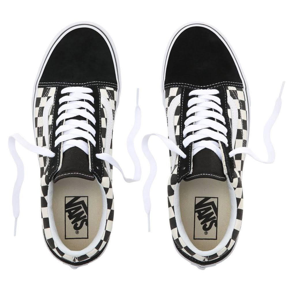Primary Vn0a38g1p0s1 Vans Schwarz Herren Weiß Old Schuhe Skool qwwrxEtZ