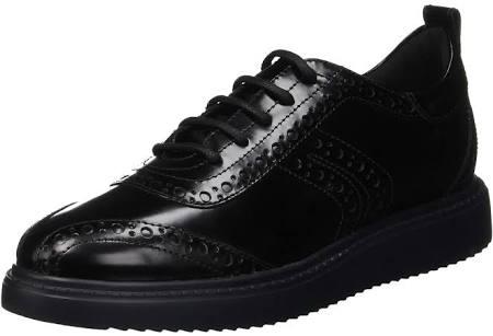 Geox Schwarz Black Größe Farbe Thymar 37 Schuhe UWHqwvZCrU