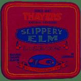 Thayers Slippery Elm Lozenges Cherry 42 Lozenges
