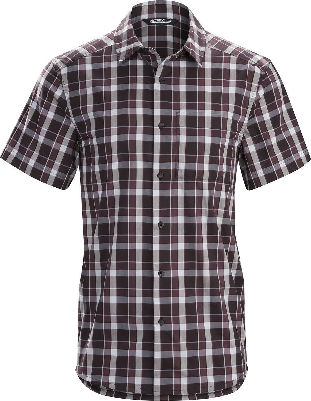 Temporada Hombres Brohm De Kingwood Arc'teryx Camisa Corta Pasada Manga L A0dXa