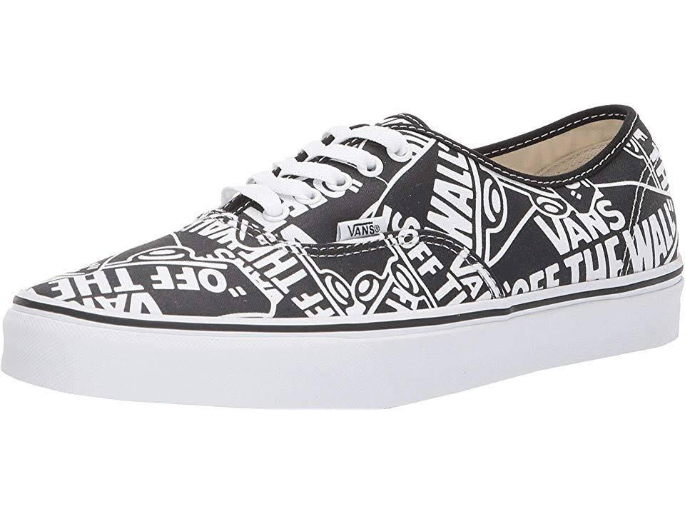 Repeat Vans Authentic White Otw Black btw Mens true white Black Black amp; Shoes vn0a38emukk WnnH6EfF1
