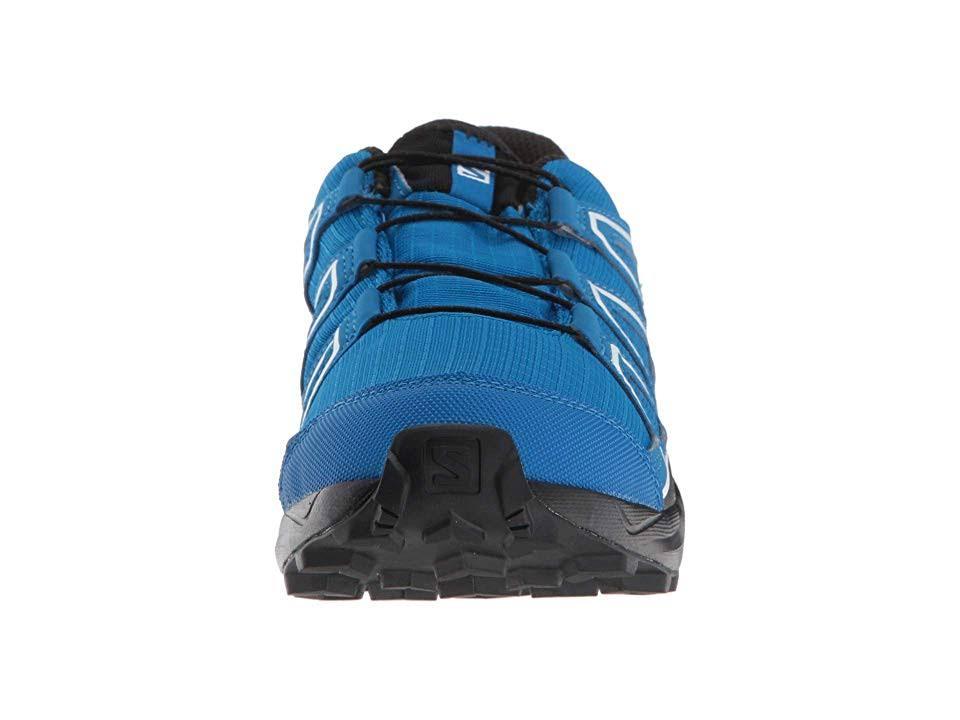 Kids 3 running J Shoes Speedcross Cswp Salomon Trail Blue 1qpnv8
