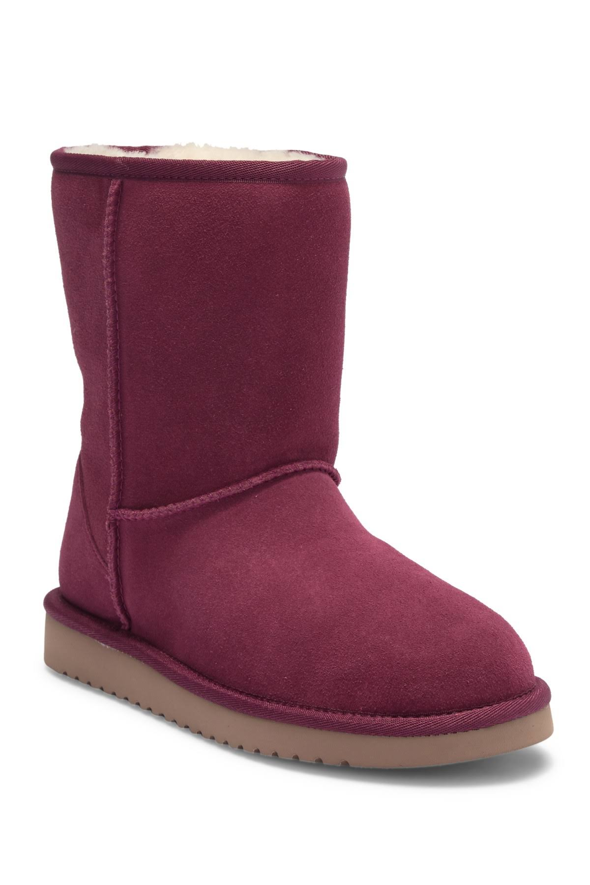 Rose Para By Boot Mujer Short Koola Ugg Koolaburra Fashion vqw1Y00d