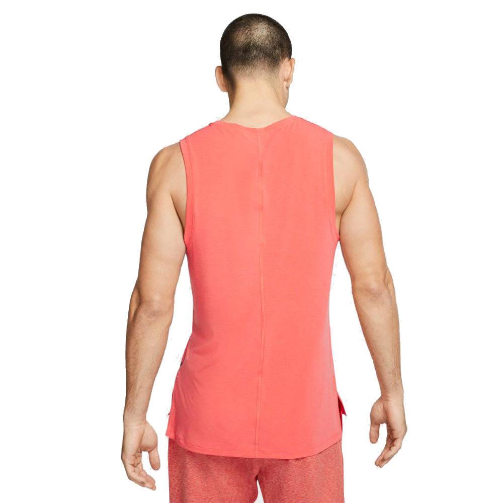 Nike Yoga Men's Tank - Red