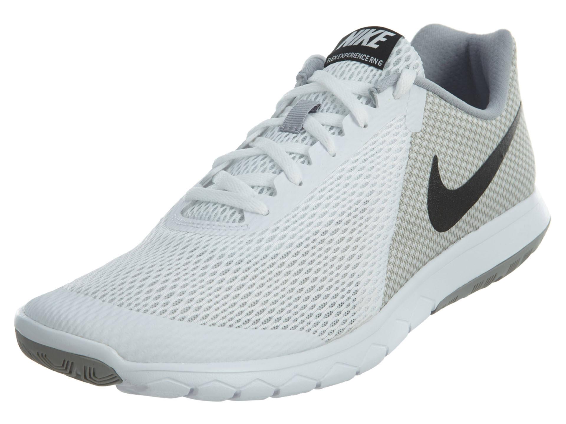 Rn 100 White Mens Experience wolf Nike Flex 881802 Gray 6 Black Style qCwWSgHE