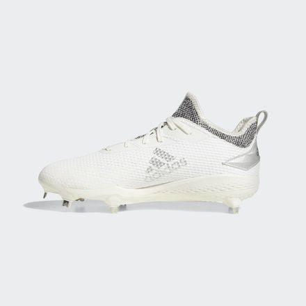 7 Blanco Adidas Adizero Afterburner Hombre Tacos V Béisbol qTXa7n4x