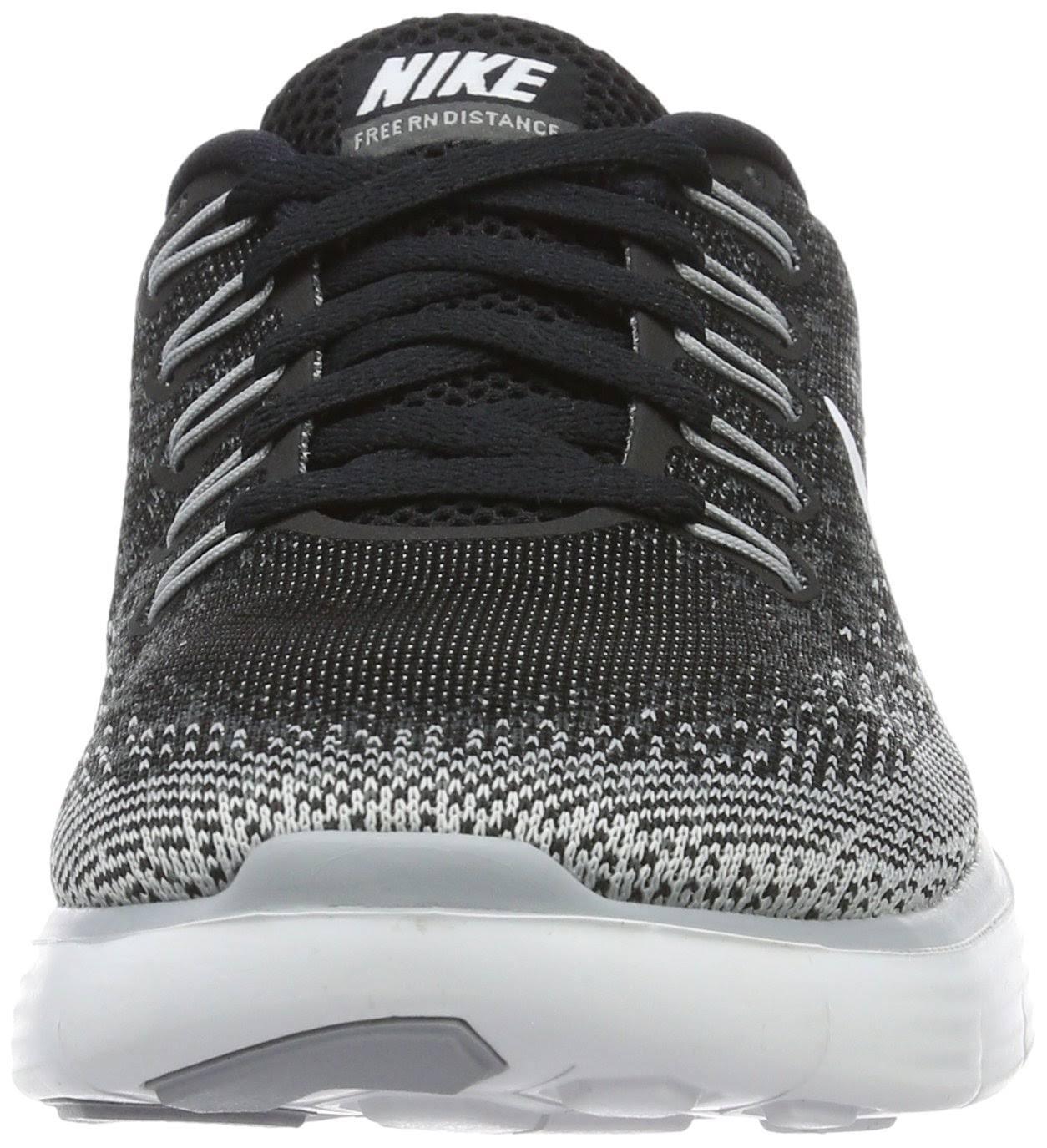 9 Nike Distance Free Almacén B Rn De Desde Gris Running Kelly's Para Negro El Mujer 0a0rwxqF