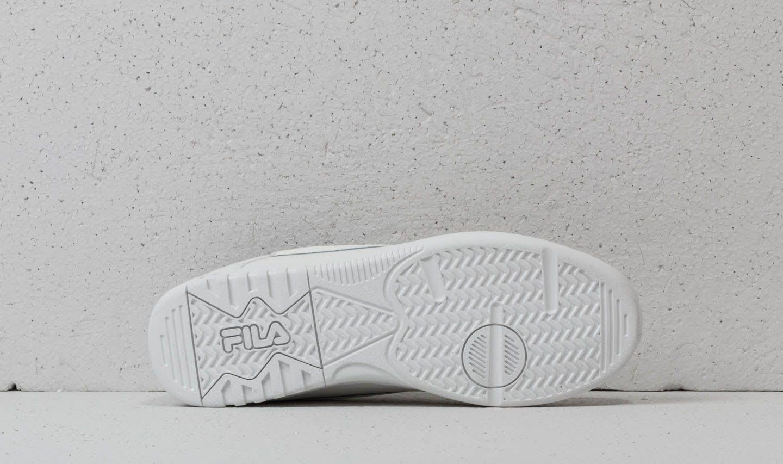 Turnschuhe Fila Heritage In 45 Sportschuhe Fx100 Court Weiß Sneaker SBPwqTS