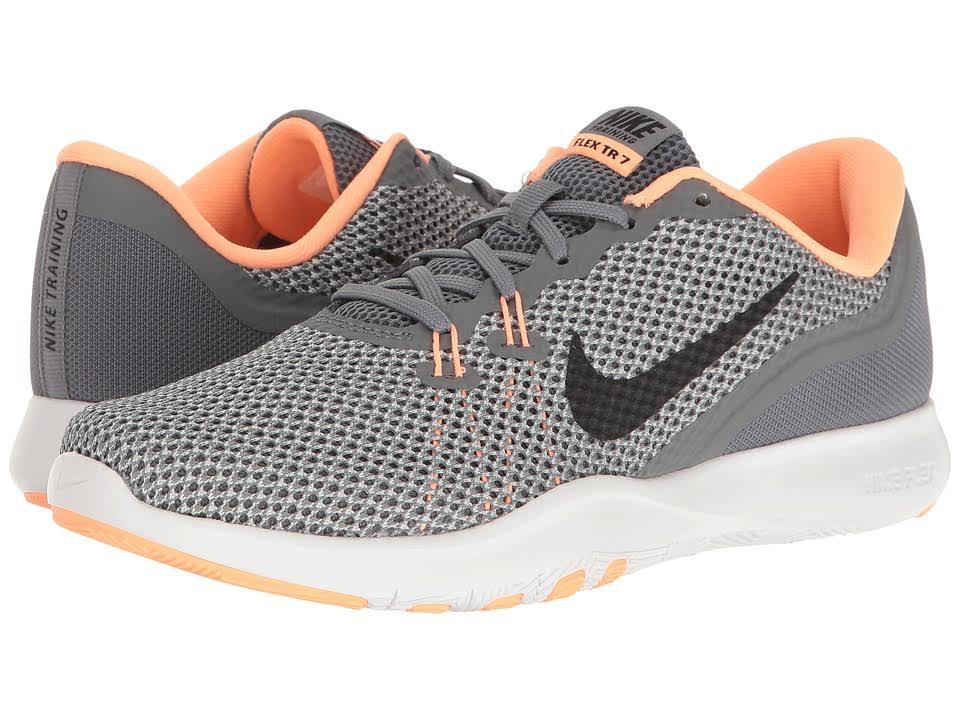 Running Women Zapatillas Tobillo Flex Tejido 7 Nike El Hasta De Trainer R116a7