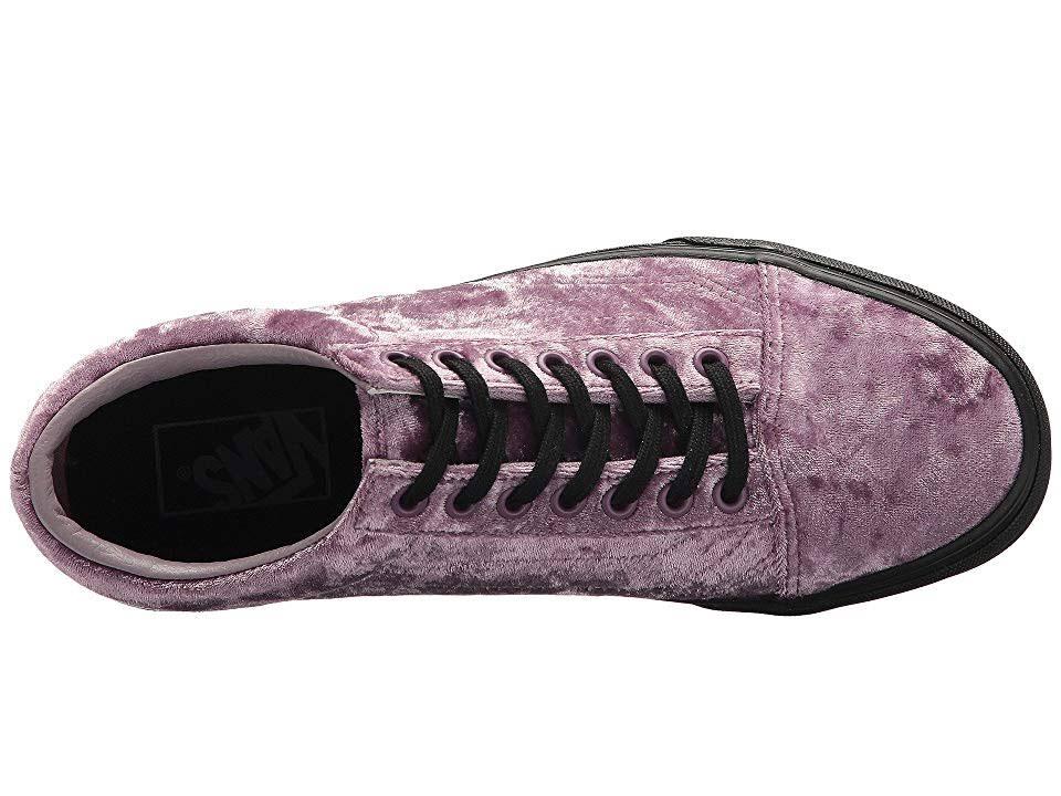 Old Sea 5 Skool Tamaño Mujer De Velvet Vans Vn0a38g1qw9 9 Zapatos Black Fog BSqgd