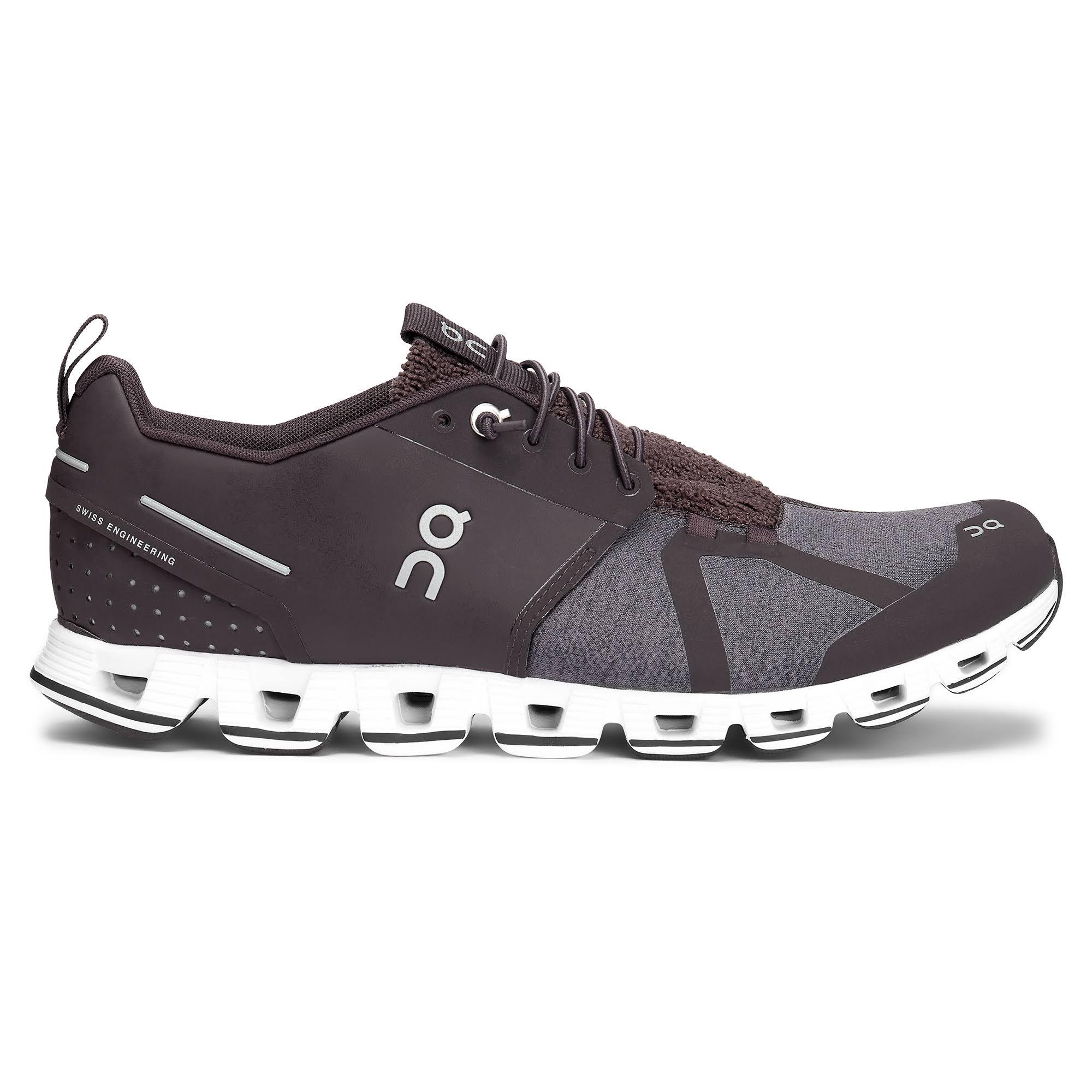 on Running Women's Cloud Terry Shoe (Size 39, Grey)