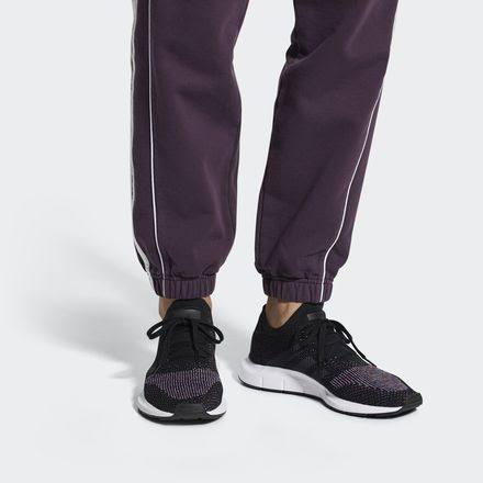 Por 7 Correr Tamaño De 5 Swift negras Adidas primeknit Run Zapatillas PvwnAqA8