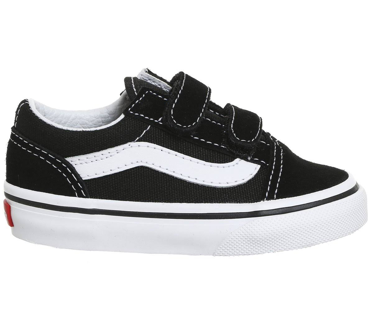 0 3 Old Vans V Toddler Toddlers Skool Black black 5wY5qSxgcX