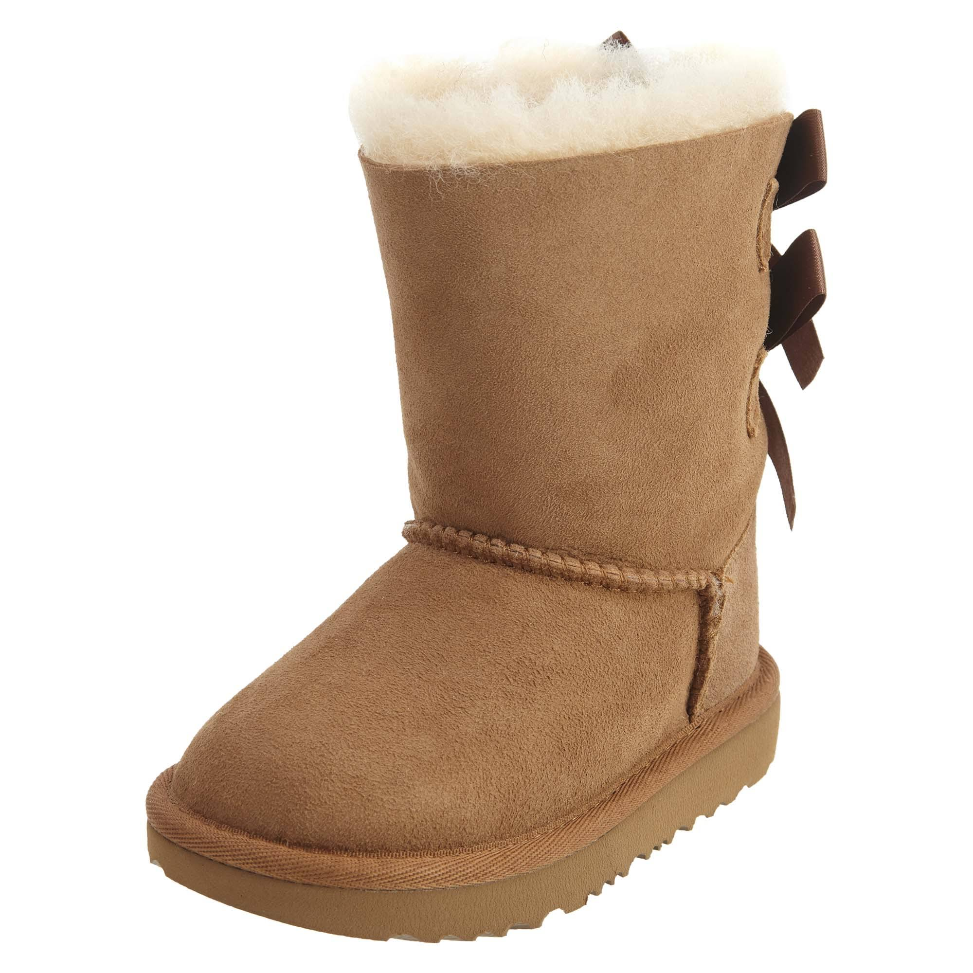 Bow Ii Chestnut 1017394t Sku Toddlers Bailey Ugg wgEOw