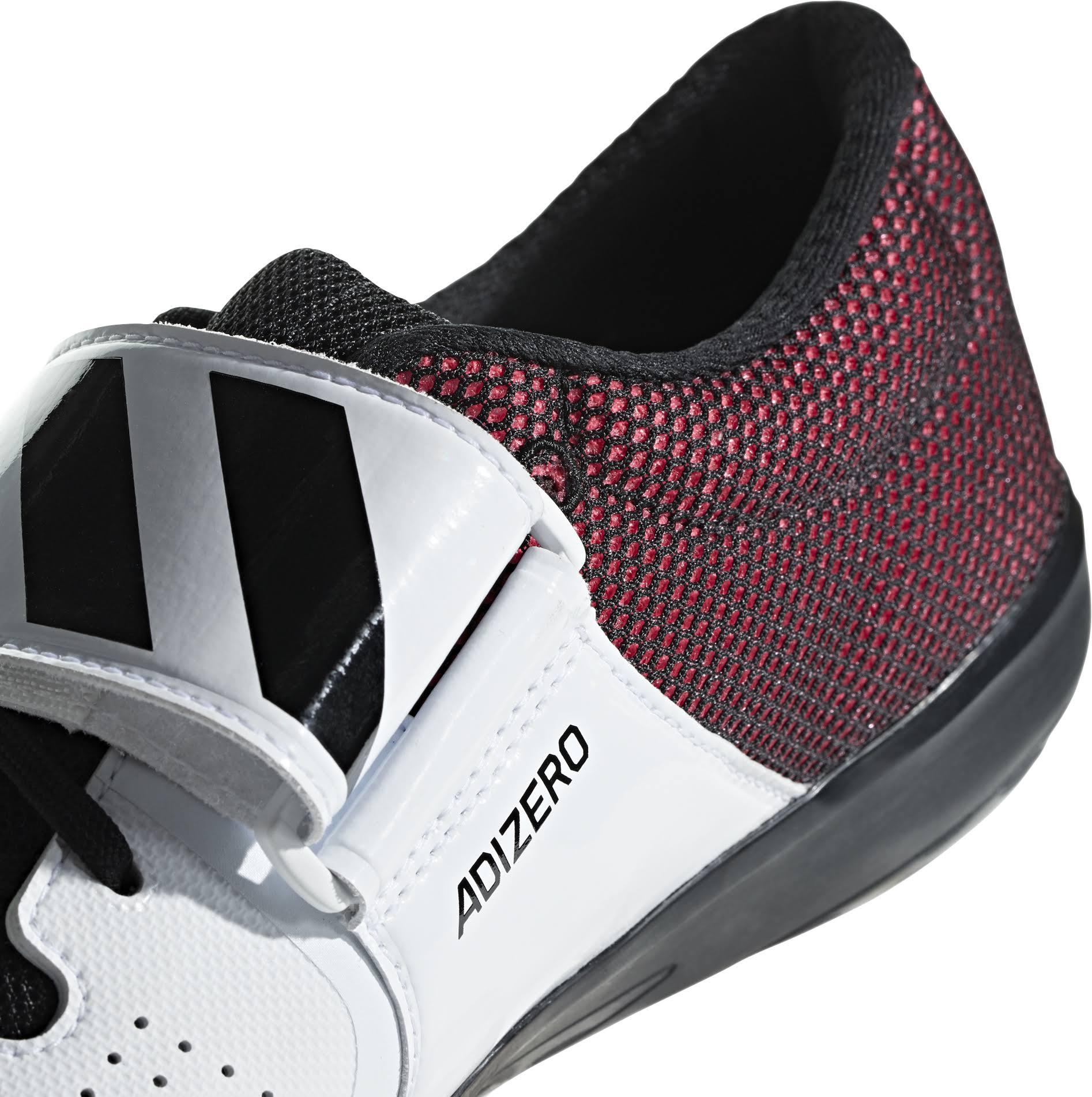 Adidas Adizero Shotput Shoe White - UK 10