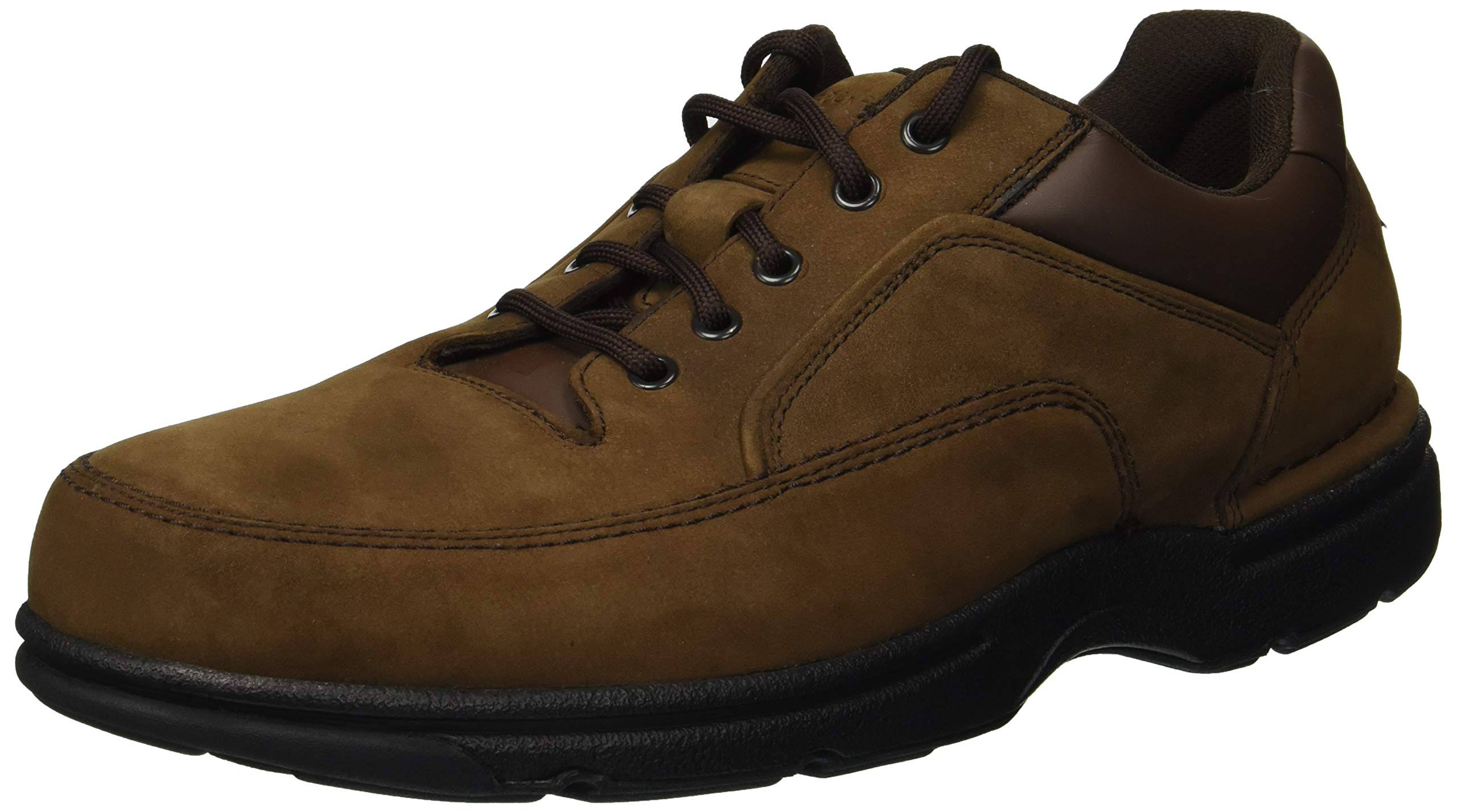 Herenschoenen Eureka Chocolate Rockport Nubuck Walking Shoe yvf6gY7b